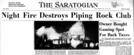 Saratogian headline 10-17-1954 copy