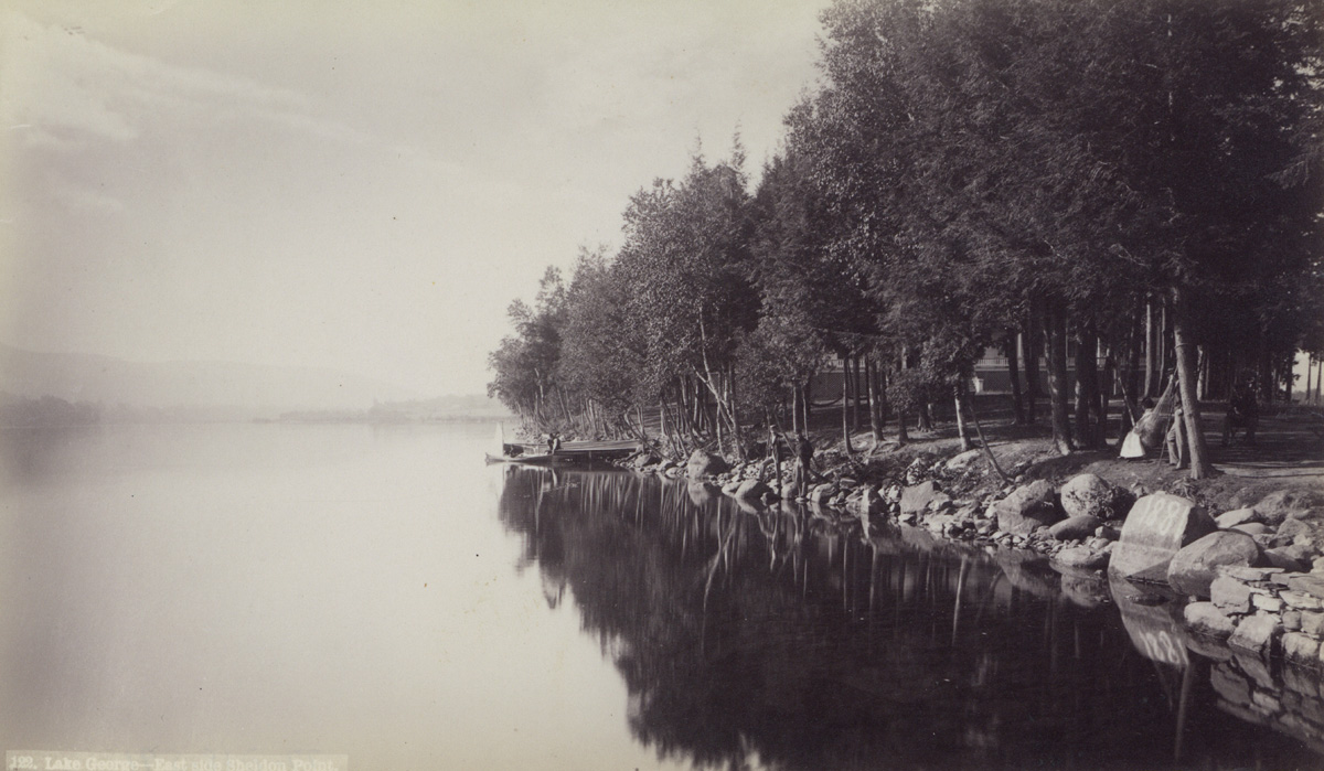 122 Lake George - East Side Sheldon Point