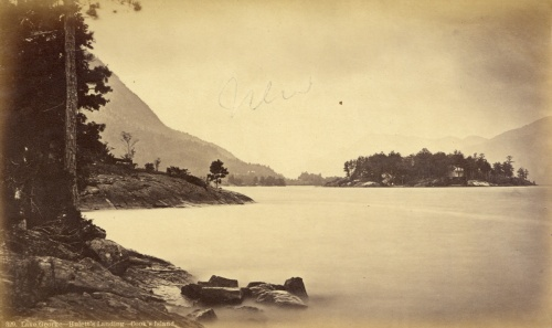 329 Lake George - Huletts Landing - Cooks Island